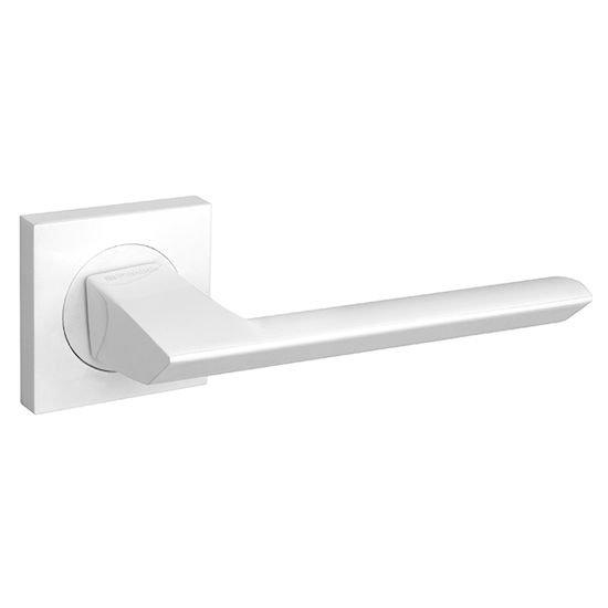 Дверная ручка SAMPLE KM WH-19 белая