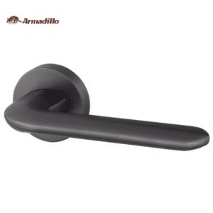 Дверная ручка EXCALIBUR URB4 BPVD-77 Вороненый никель