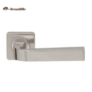 Дверная ручка KEA SQ001-21SN-3 матовый никель
