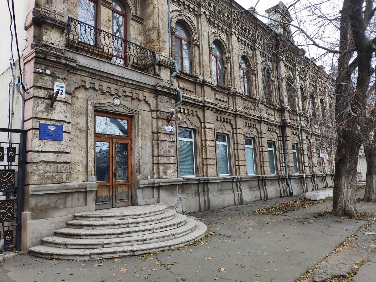 фасад спасская 72