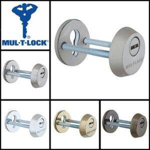 Защитная фурнитура Mul-T-Lock