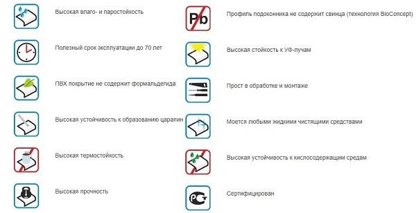 Подоконники Шевченково (Новобугский район)