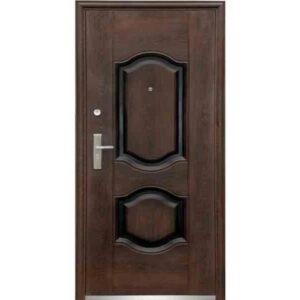 Входная дверь Ст. 61 Дверь бархатный лак (улица) (минвата пер) (70mm) (960) R