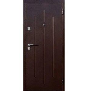 Китайские металлические двери