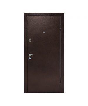 Входная дверь ПУ-08 Украина мет/МДФ дуб золотой (960) R