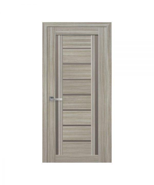 Межкомнатные двери Флоренция С2 Смарт жемчуг magica с бронзовым стеклом