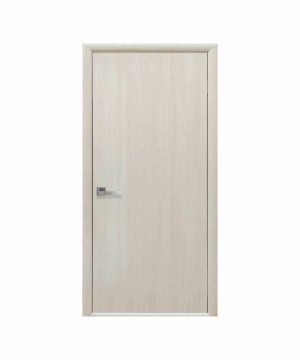 Межкомнатные двери Стандарт TP UM Экошпон дуб жемчужный Глухое