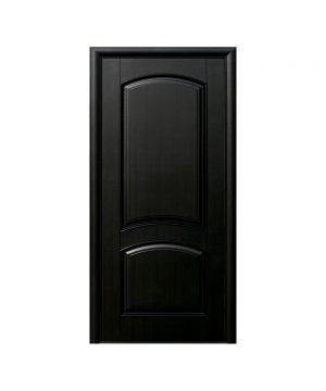 Межкомнатные двери Антре ПВХ DeLuxe венге new Глухое