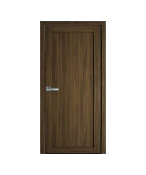 Межкомнатные двери Лейла Экошпон ольха 3d Глухое