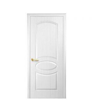 Межкомнатные двери Овал Под покраску Глухое