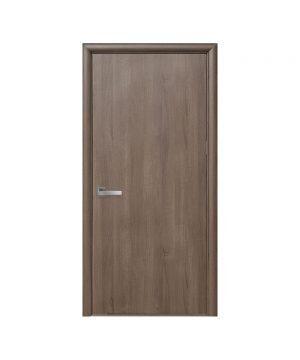 Межкомнатные двери Стандарт TP UM ПВХ DeLuxe золотая ольха Глухое