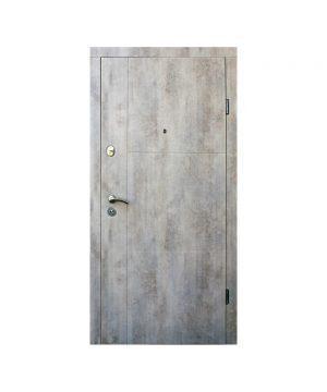 Входные двери ФОРТ Стандарт Эста 860 Л бетон светлый