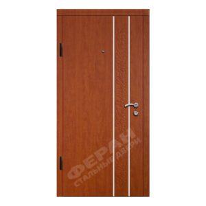 Входные двери Феран Модель Волошки 20