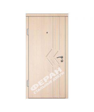 Входные двери Феран Модель Зигзаг 5