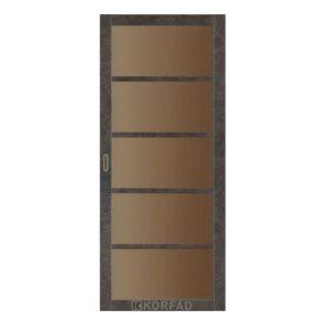 Міжкімнатні двері Корфад модель BL-02