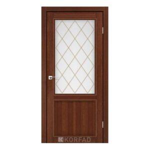 Міжкімнатні двері Корфад модель CL-02 без штапика