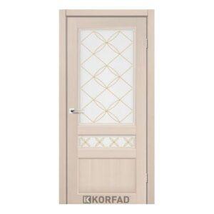 Міжкімнатні двері Корфад модель CL-04 без штапика