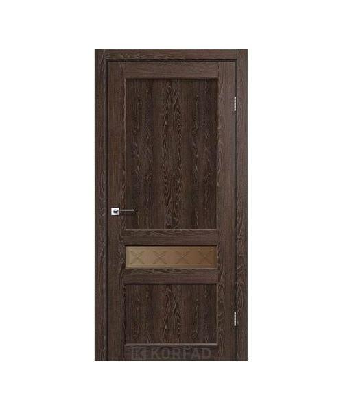 Міжкімнатні двері Корфад модель CL-06 без штапика