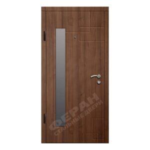 Входные двери Феран Модель Дипломат зеркало