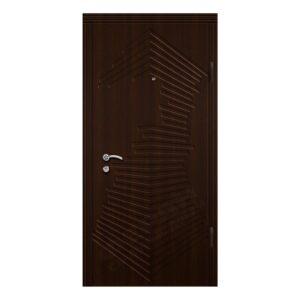 МДФ накладка на входные двери с 3D вставкой МДФ 16 VIN