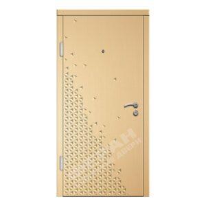 МДФ накладка на входные двери с 3D фрезеровкой МДФ 16 VIN