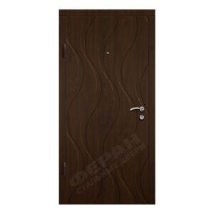 МДФ накладка на входные двери с 3D фрезеровкой МДФ 10 VIN