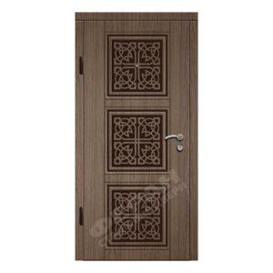 МДФ накладка на входные двери с щерблением МДФ 16 VIN