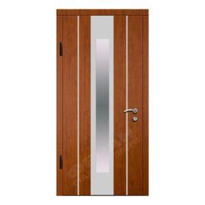 Входные двери Феран Модель Канада зеркало