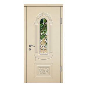 Входные двери Феран Модель Стекло 9 Ковка 2