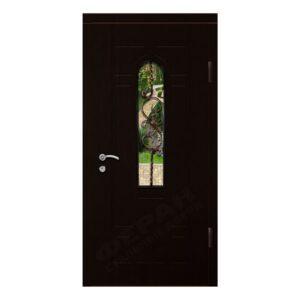 Входные двери Феран Модель Стекло Н122 Ковка 5