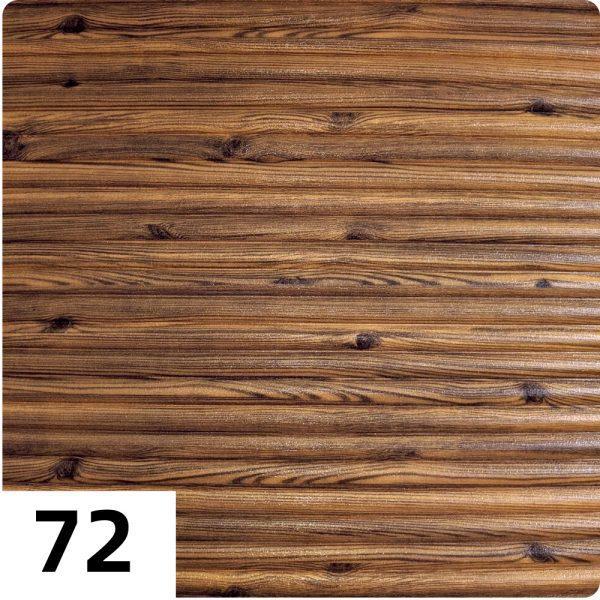 Самоклеющиеся 3д панели Бамбук 700*700мм цвет 72 (Дерево)