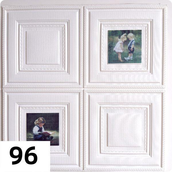Самоклеющиеся 3д панели Картины 700*700мм цвет 96 (Дети)