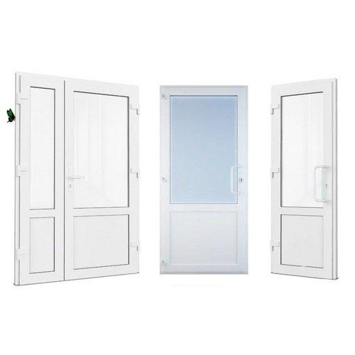 Пластиковые дверь в ванную 650х2100