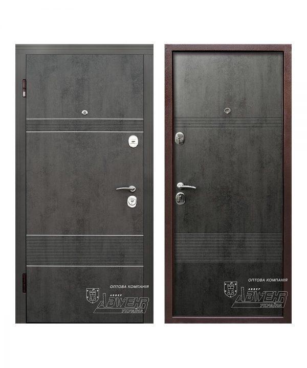 Входные двери Abwehr модель Louna Серия Nova