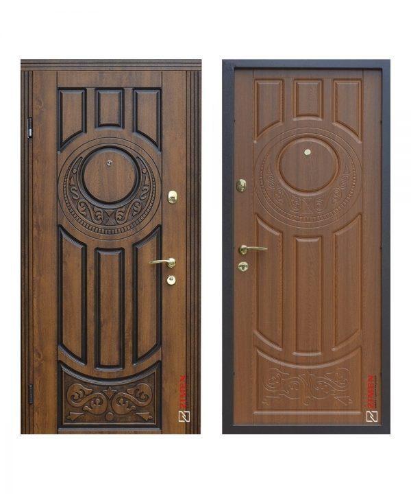 Входные двери Abwehr модель 179 Luck Серия Nova
