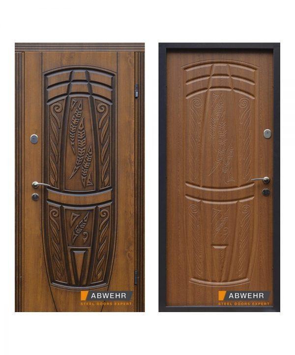 Входные двери Abwehr модель Massandra № 209 Серия Nova