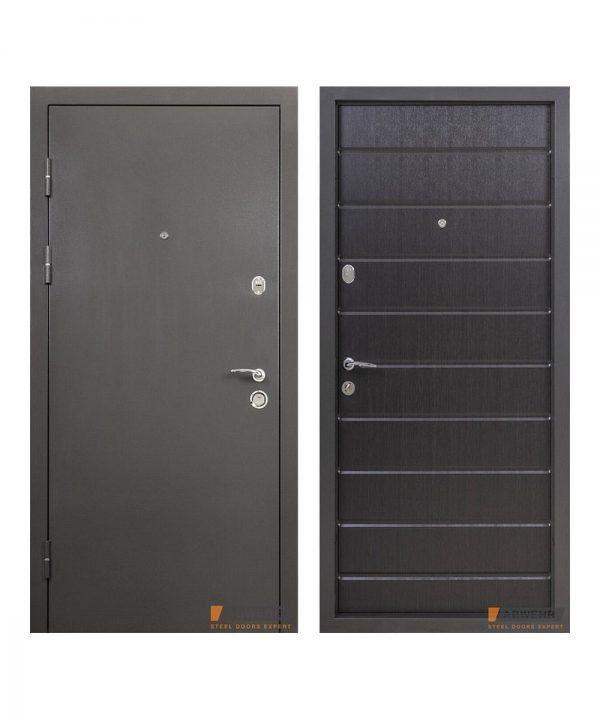 Входные двери Abwehr модель Solid Серия Defender _Kale