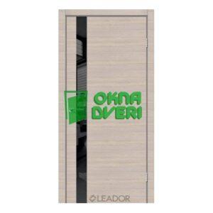 Межкомнатные двери Леадор модель ASTI GLASS