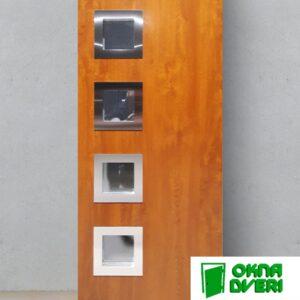 Двери из HPL панелей Николаев