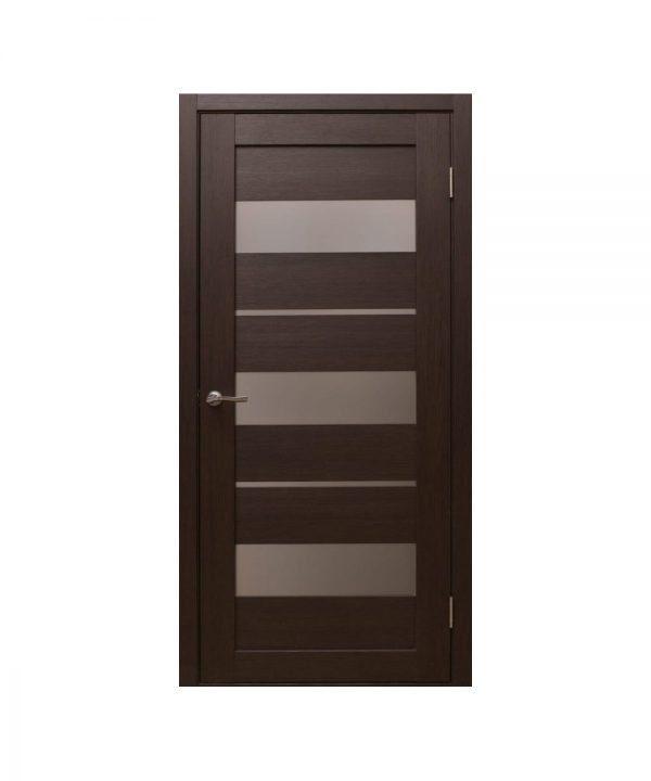 Межкомнатные двери СТДМ A-12 (дуб белый, дуб пасадена)