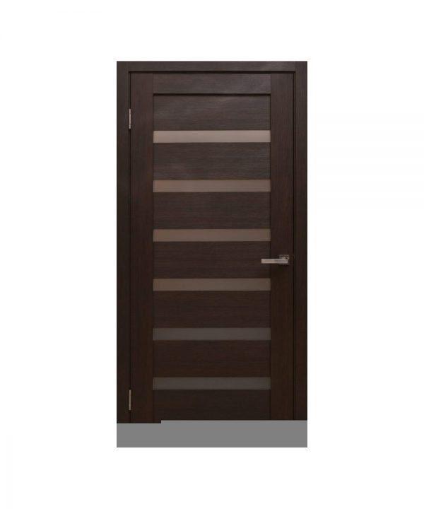 Межкомнатные двери СТДМ A-6 (дуб белый, дуб пасадена)