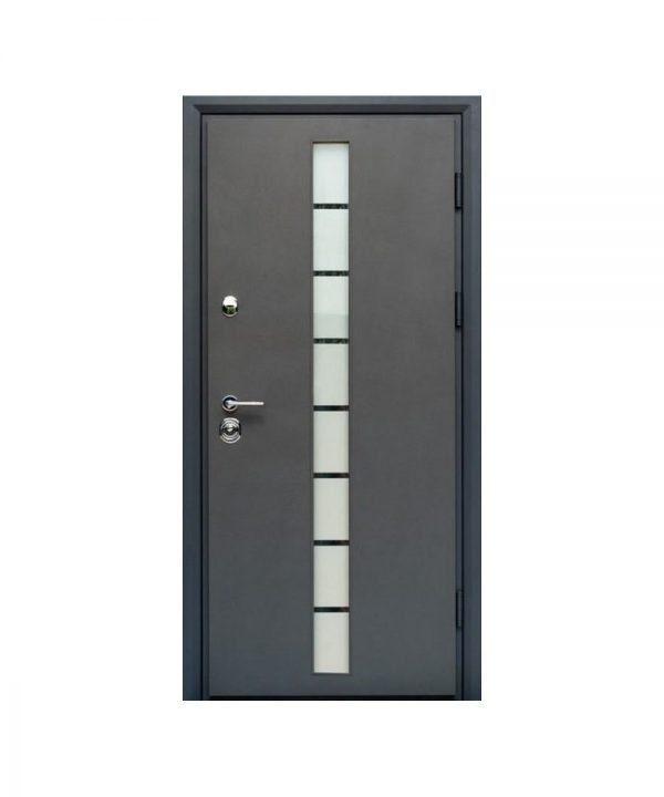 Входные двери Форт Нокс СТАТУС SG-графит