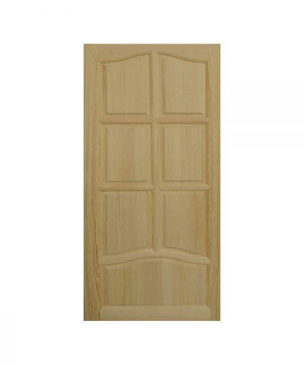 Межкомнатные двери из массива сосны Комфорт без сучка