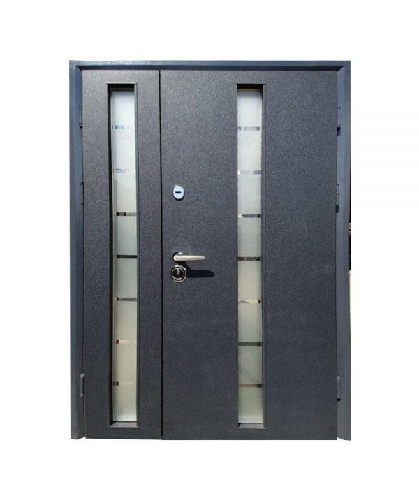 Входные двери Форт Нокс СТАТУС SG 1200х2030  графит