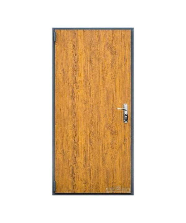 Входные двери Форт Нокс ТЕХНО (металлметалл)  дуб золотой 3D дуб золотой 3D