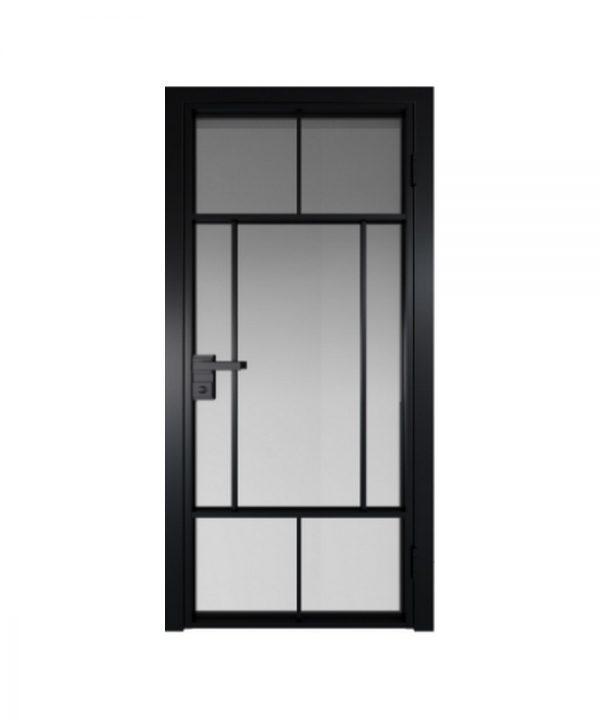 Стеклянные двери EcoVeneerGlass модель 10G