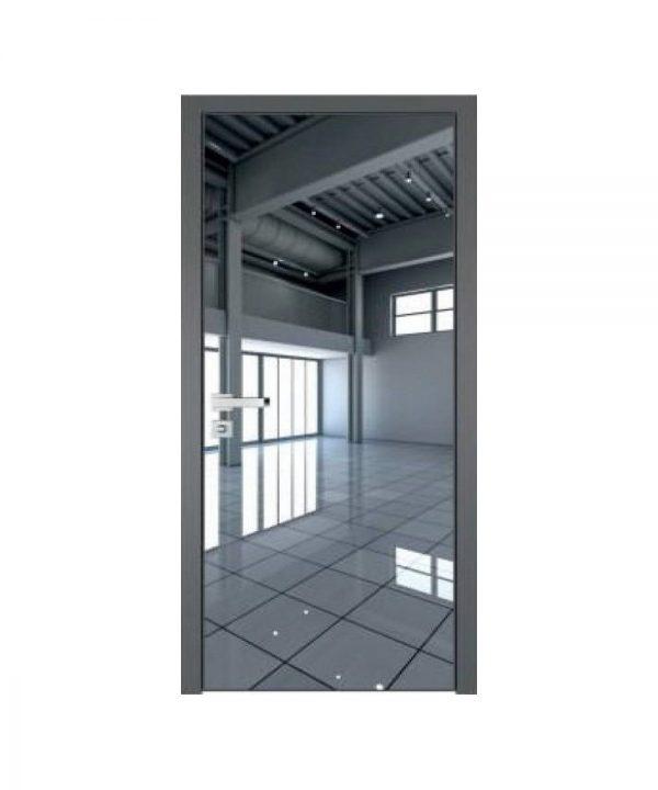 Стеклянные двери EcoVeneerGlass модель 1GK