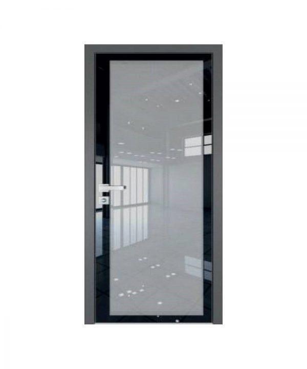 Стеклянные двери EcoVeneerGlass модель 2GK