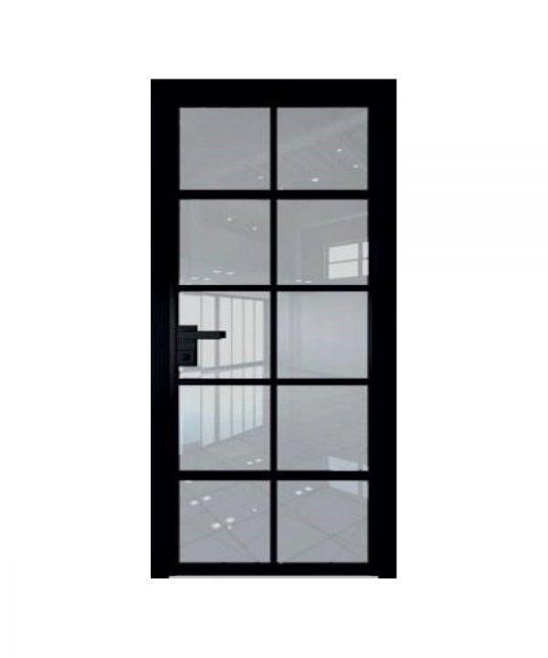 Стеклянные двери EcoVeneerGlass модель 4G