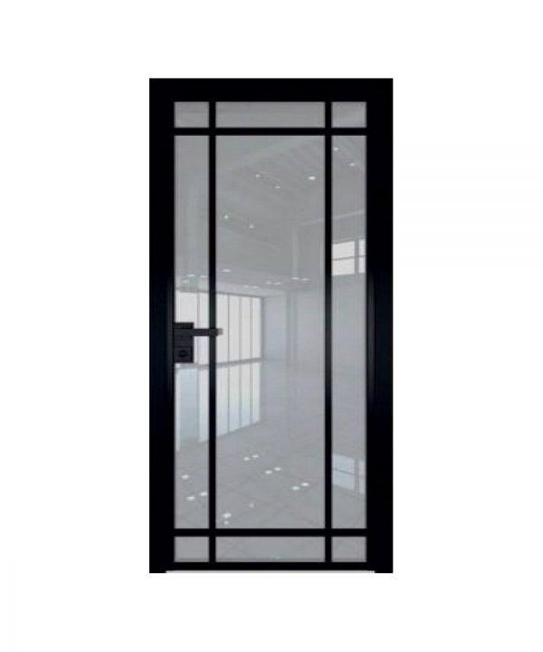 Стеклянные двери EcoVeneerGlass модель 5G
